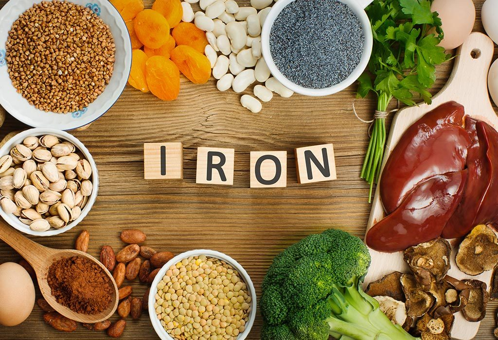Iron-rich foods