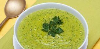 potato and spinach soup recipe