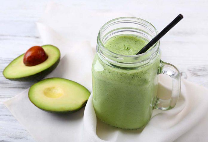 avocado smoothie recipe