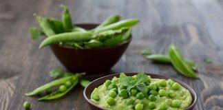 green peas puree recipe