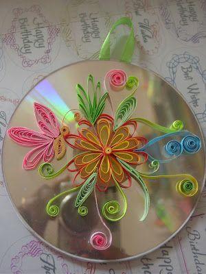 CD Wall Hanging
