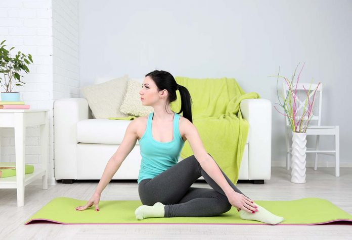 10 Easy Tips for Practising Yoga At Home