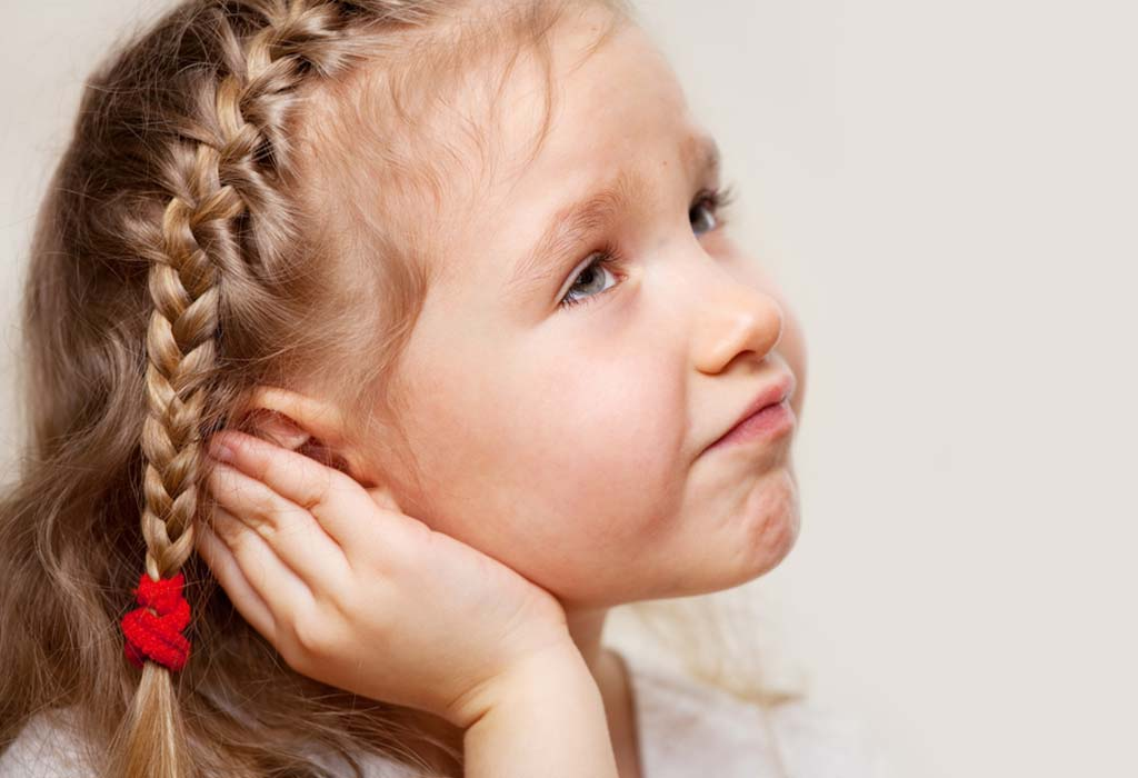 How to Treat Child Ear Pain at Night?