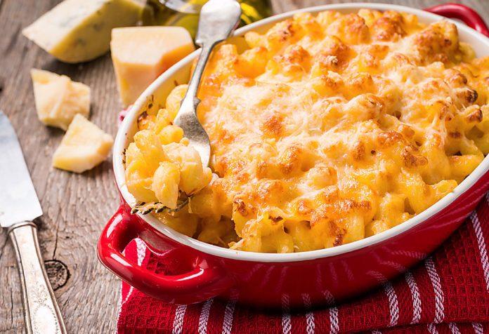 Baked Mac Cheese Recipe