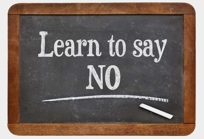 10 Best Ways to Say No Without Being Rude