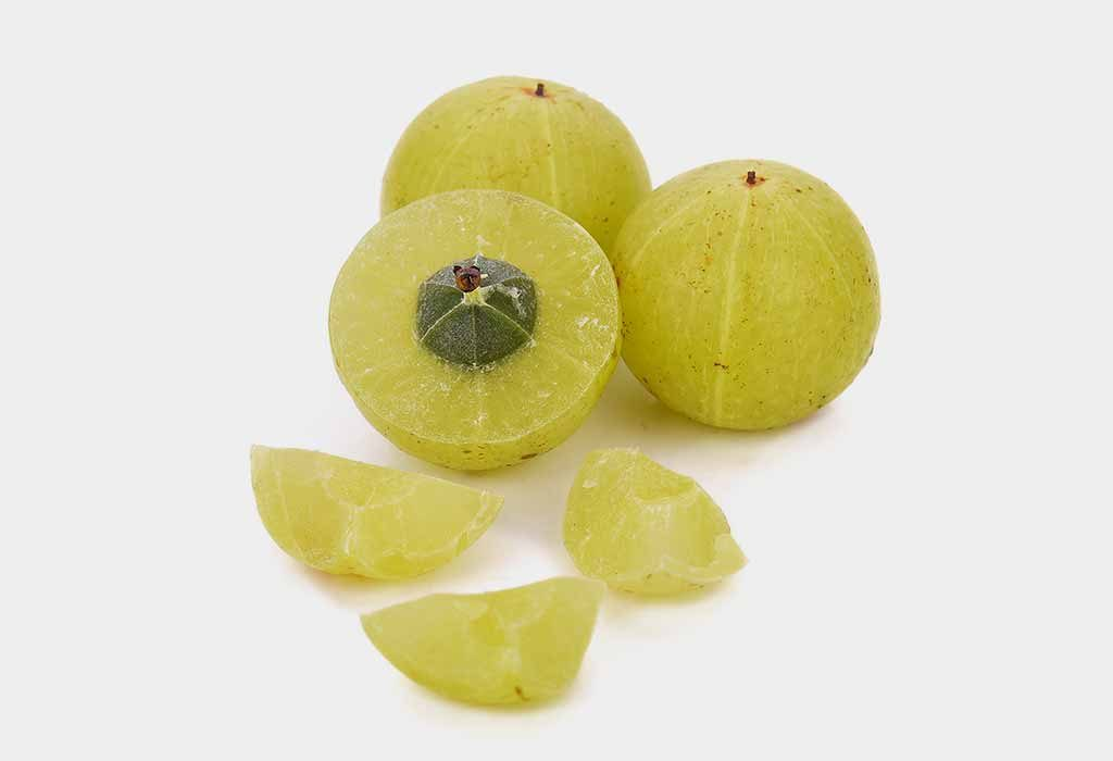 Indian Gooseberry for Cholesterol
