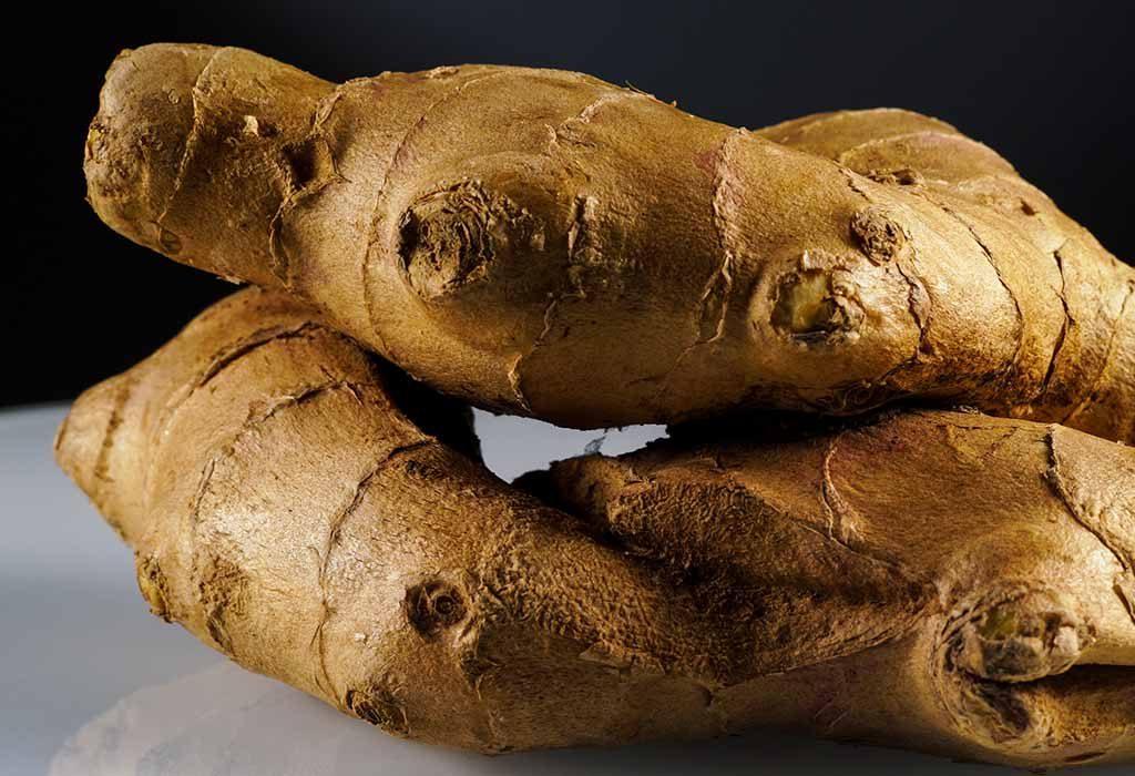 Ginger for Cholesterol
