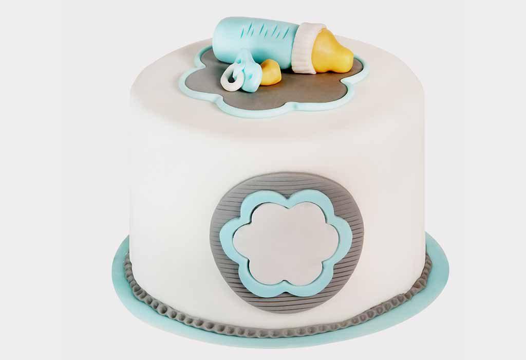 A baby cake