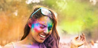 How to Remove Holi Colour from Face, Hair and Nails