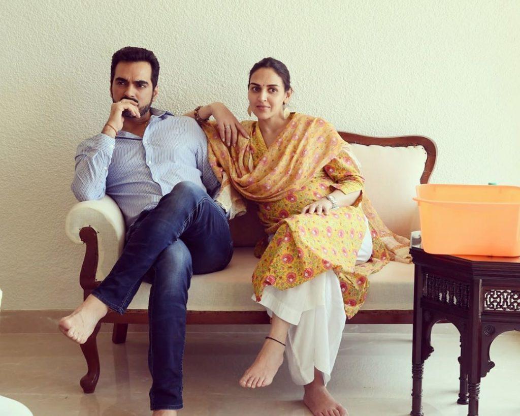 Esha and Bharat