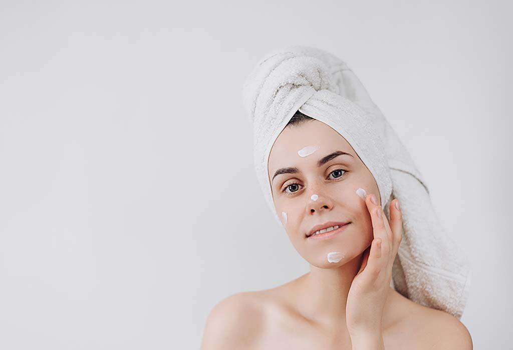 Moisturising Your Skin