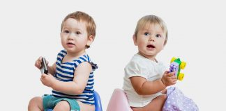 Potty Training Twins - 10 Useful Tips