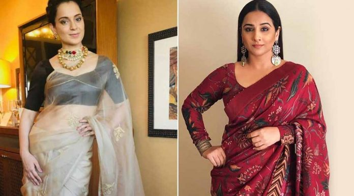 7 Celebs to Take Inspiration from If You Love Wearing Saris!