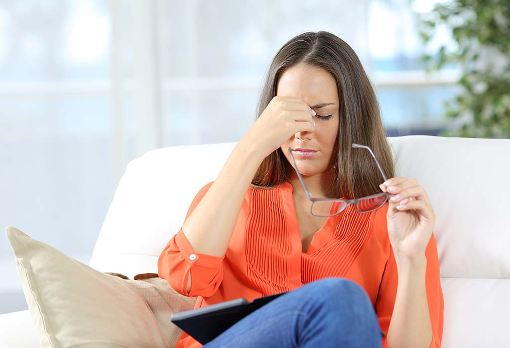 A Change in Vision After Pregnancy - Causes, Symptoms, and ...