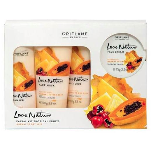 Oriflame Facial Kit