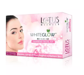 Lotus Glow Facial Kit