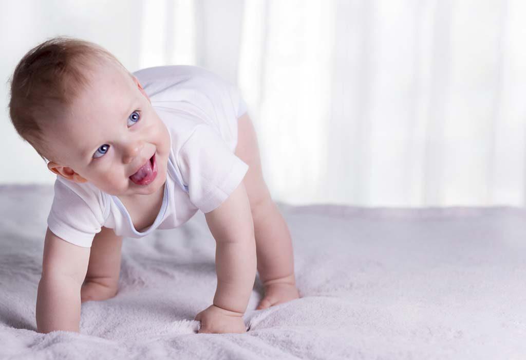 बाळाचे चालण्यास शिकतानाचे महत्वाचे टप्पे