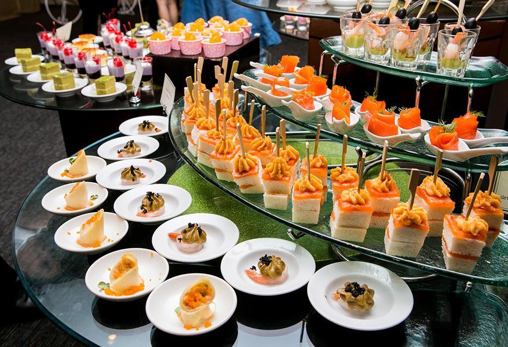 A Lavish Buffet