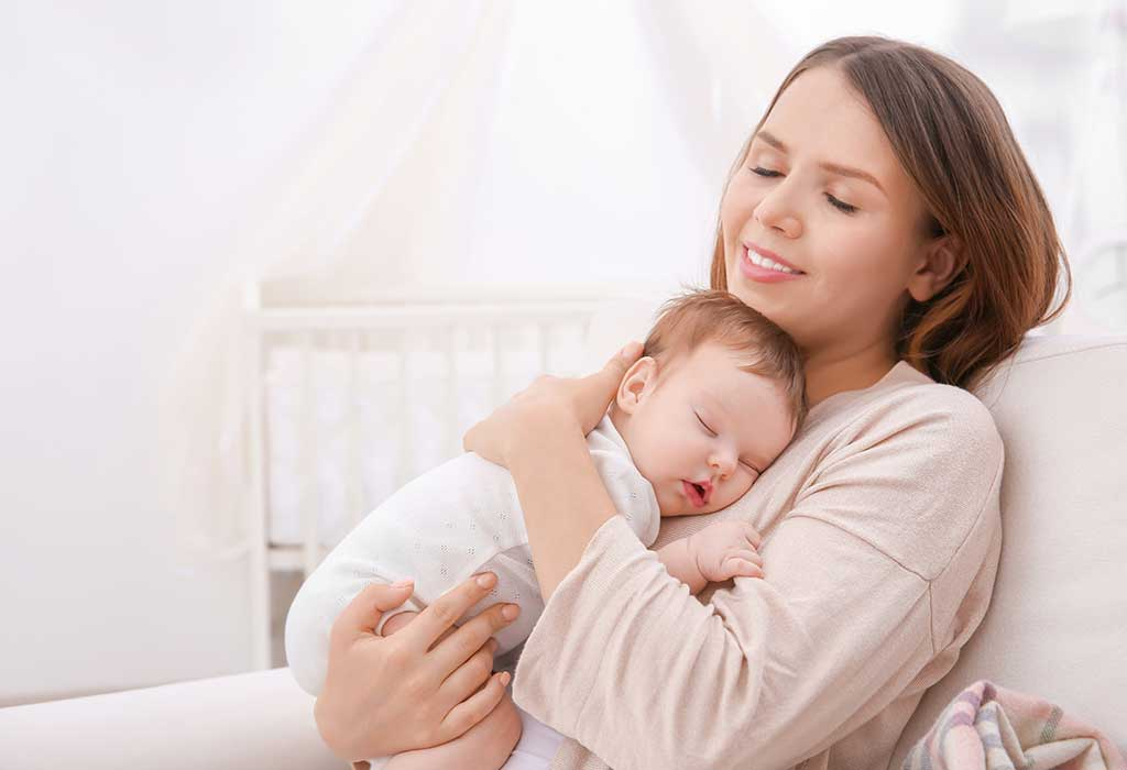 Is It Safe for a Baby to Sleep on the Parents Chest?