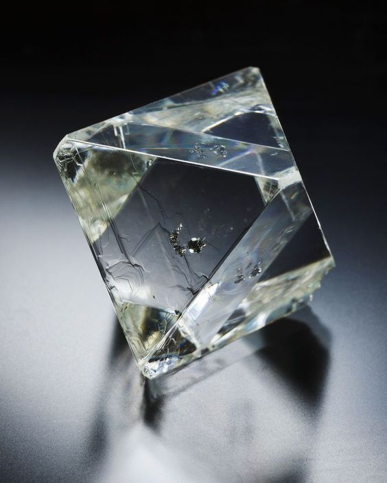 Diamond with Inclusions