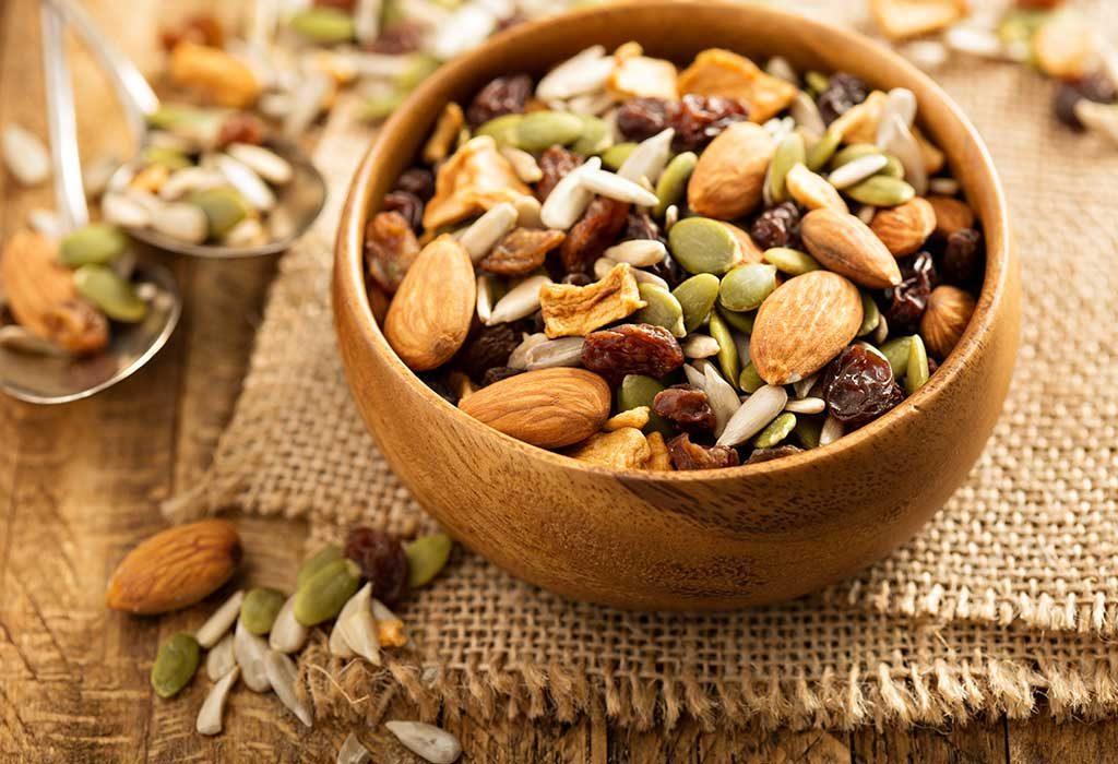 mix seeds