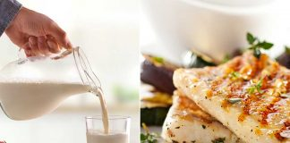 Drinking Milk after Eating Fish - Is It Toxic?