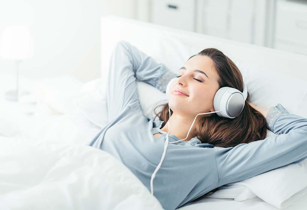 music helps you sleep better