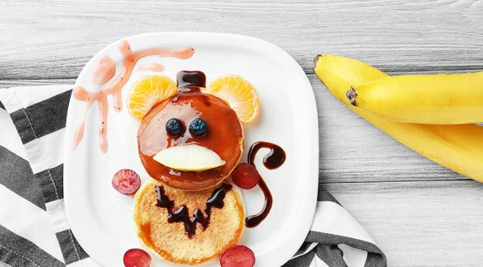 Pancake Monkey Recipe