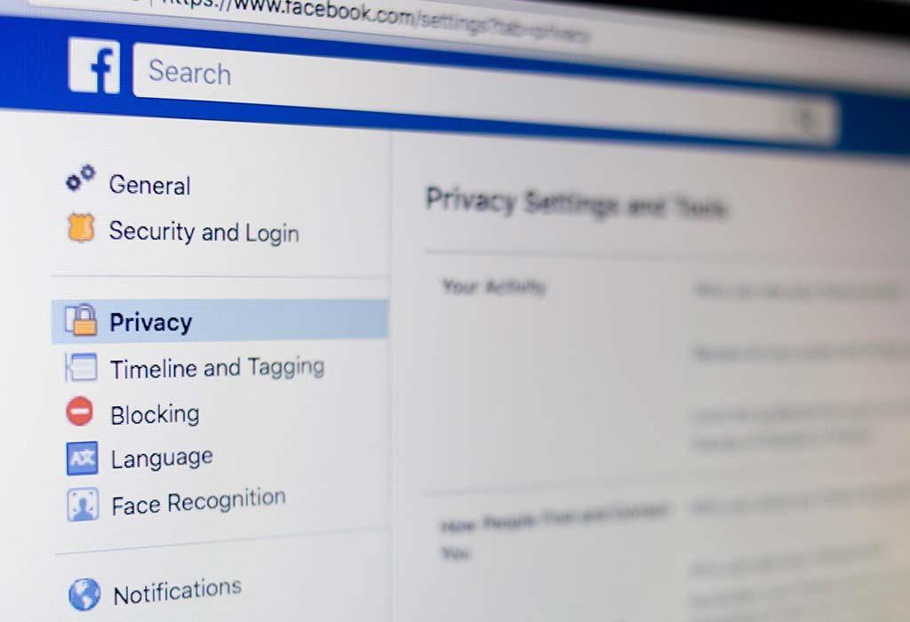 Update Social Media Privacy Settings