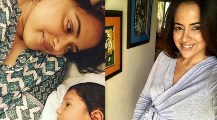 Sameera Reddy's Second Pregnancy