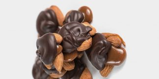 Chocolate Almonds Turtles Recipe