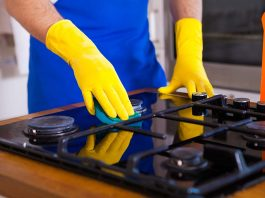 Brilliant Cleaning Tips That Will Make Your Gas Stove Sparkle