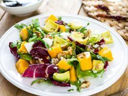 Mango And Feta Insalata Recipe