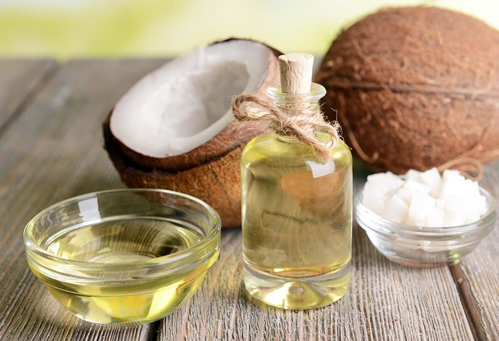 Coconut oil as toothpaste