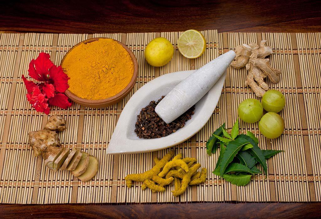 Ayuveda Herbs