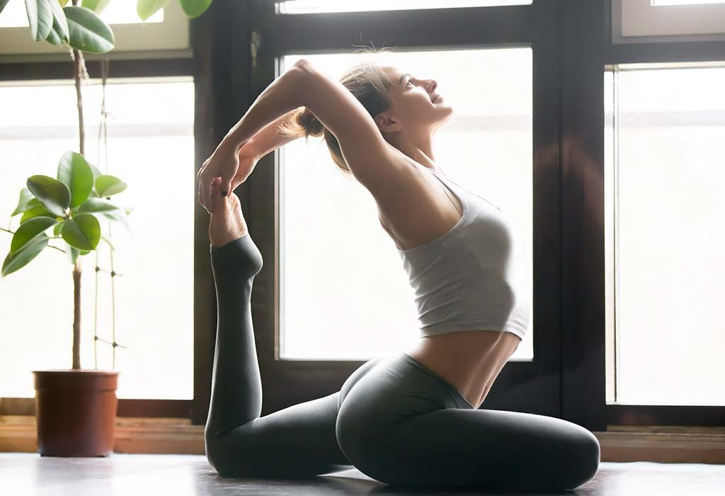 Practising yoga and its benefits