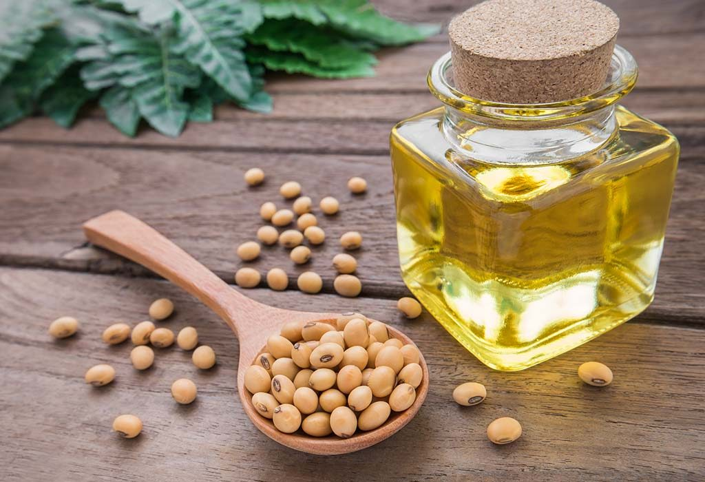 Soybean oil for healthy breasts