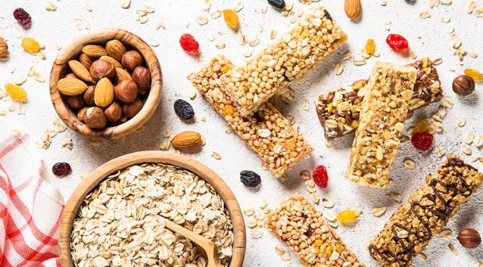 nutritious snacks to keep in office drawers