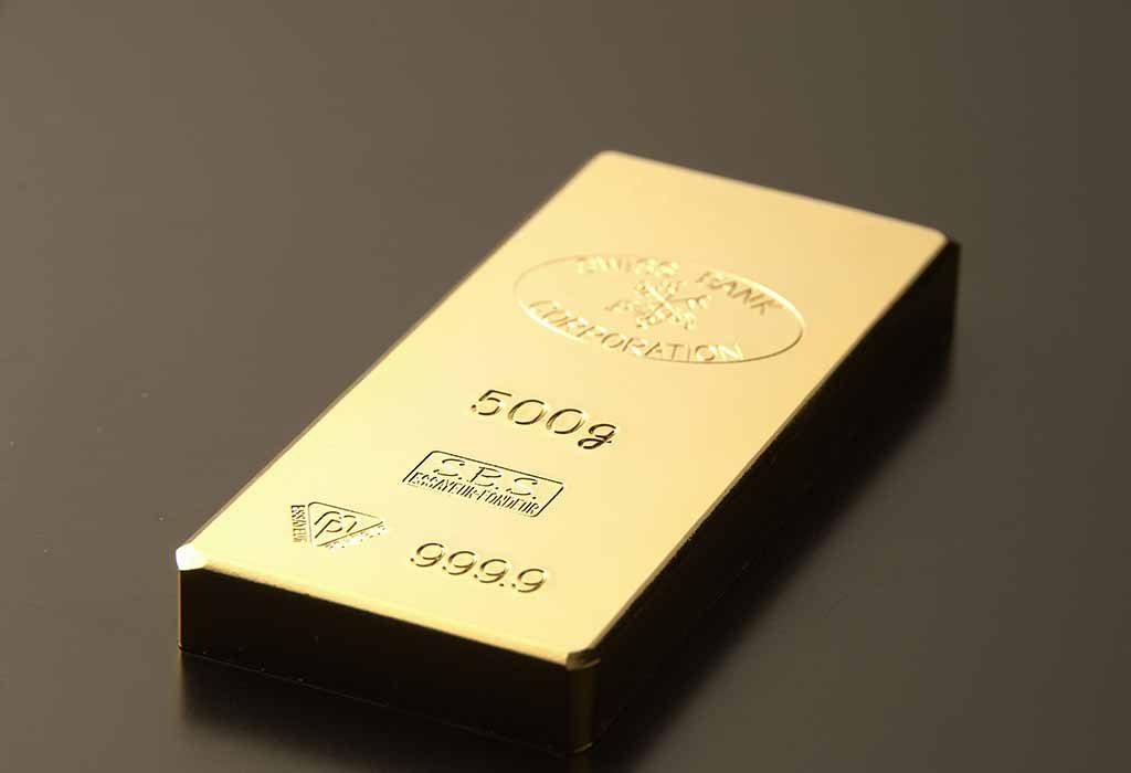 Gold jewellery test