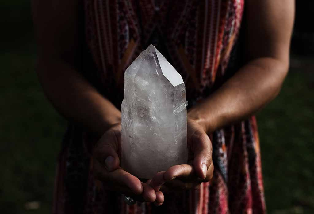 how do crystals help in healing