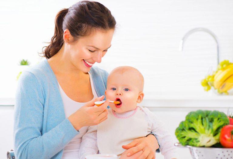 ८ महिन्यांच्या बाळासाठी अन्नपदार्थांचे विविध पर्याय