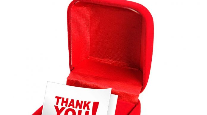 100 Overwhelming Thank You Messages, Quotes and Notes for Your Husband
