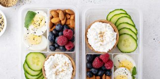 25 Healthy and Portable High Protein Snacks to Keep Your Energy Level Up