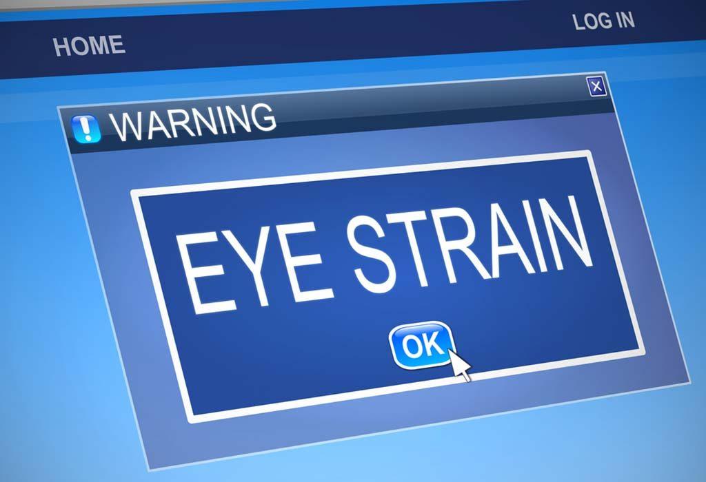 Exercises for Eye Strain