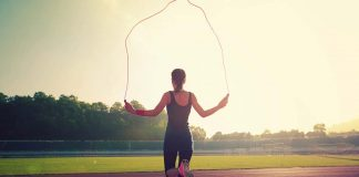 get a skipping rope today to reap its benefits