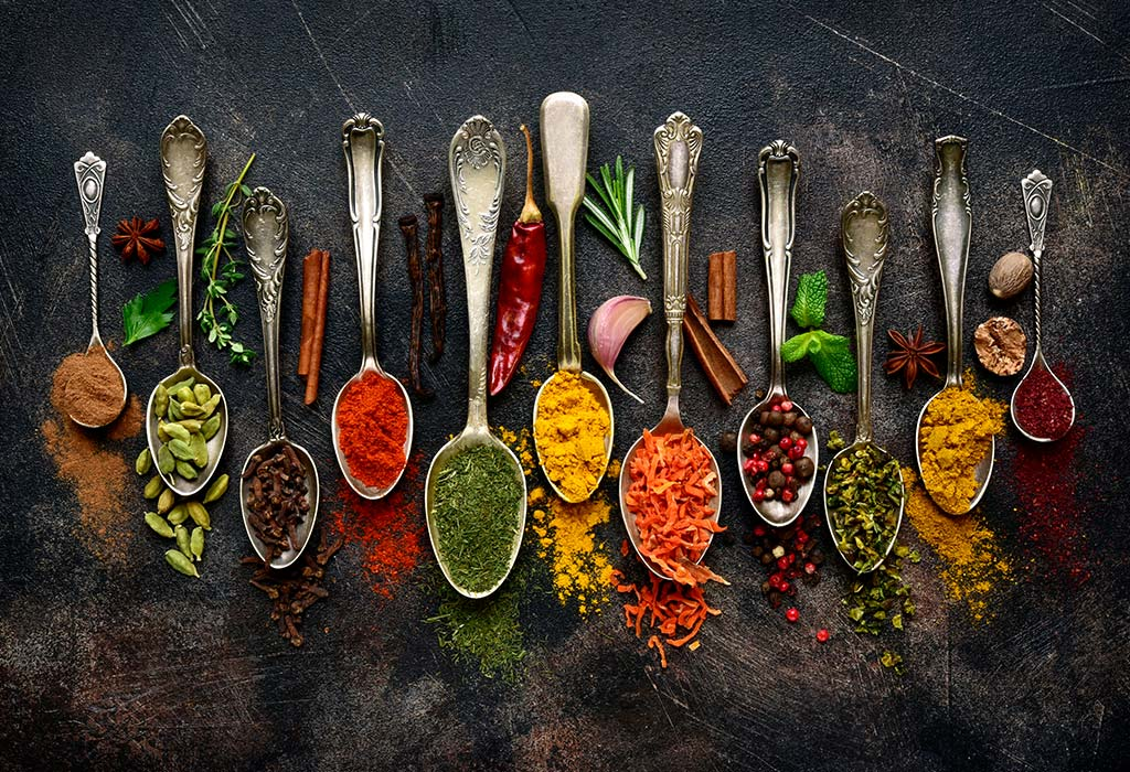 Interesting Facts About Indian Spices-9565