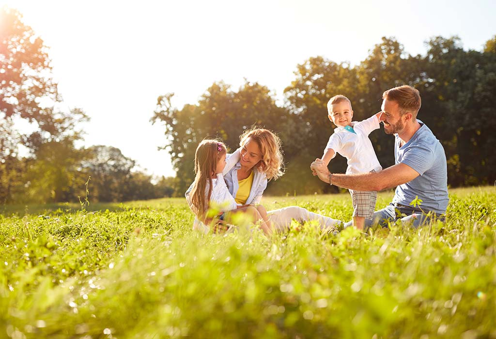 Quality Time With Family an Essential Part of a Relationship