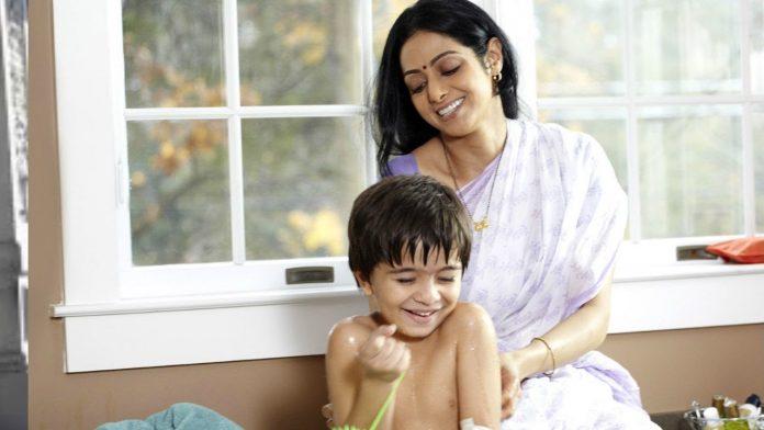 Sridevi from English Vinglish