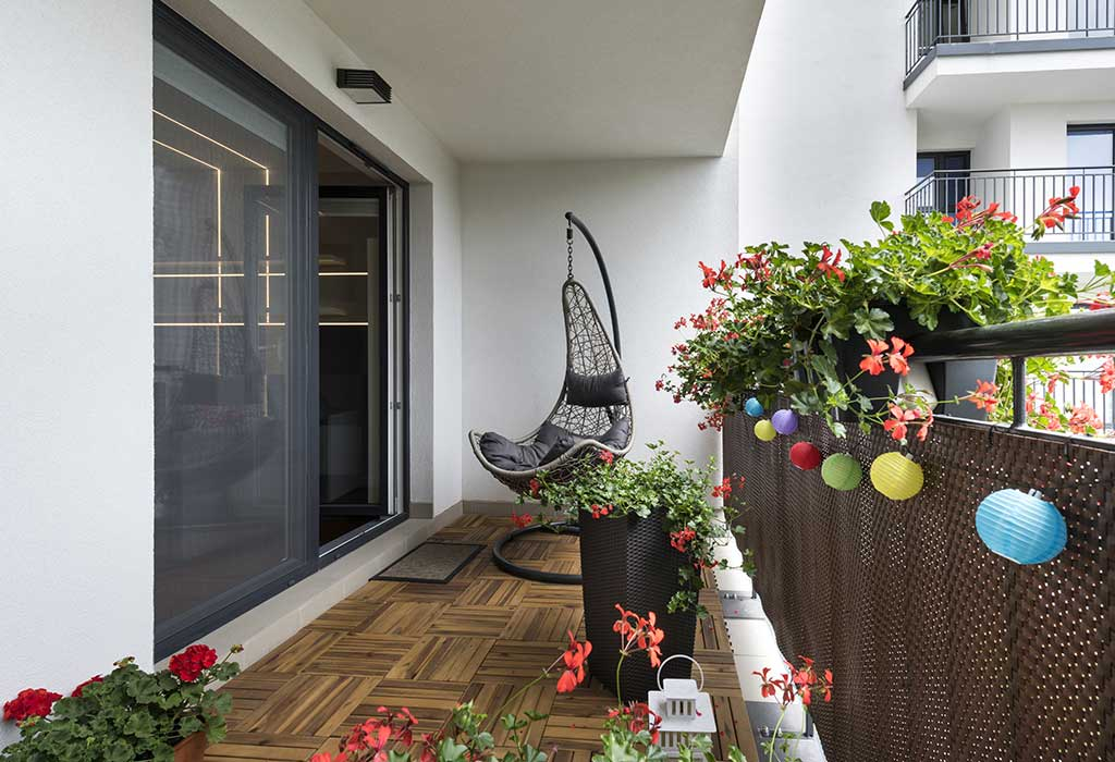 15 Ways To Make The Most Of Your Balcony Space