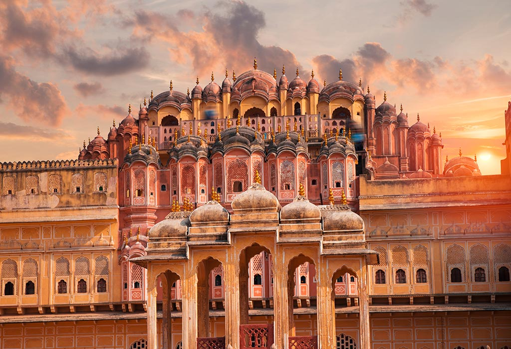 india famous places